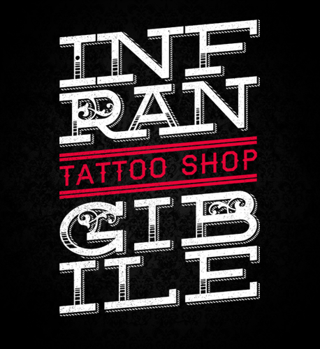 infrangibile tattoo shop